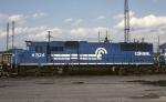 Conrail EMD SD-50 6704