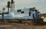 Conrail EMD SD-50 6710