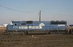 Conrail EMD SD-50 6712