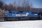 Conrail EMD SD-50 6717