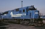 Conrail EMD SD-50 6718