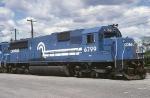 Conrail EMD SD-50 6799