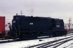 Conrail ALCo RS-11 7647