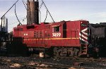 Conrail EMD GP-18 7499