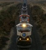 BNSF 9650 East