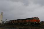 BNSF 992 West