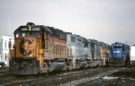RPPY (Rouses Point-Pot Yard) and ALPG (Allentown-Philadelphia Greenwich) are preparing to depart