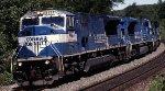 Conrail EMD SD-80MAC 4123