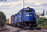 ALSR (Allentown-Southern Railway) is leaving town behind Conrail EMD SD-40-2 6450