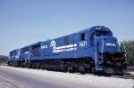 Conrail GE C-36-7 6621