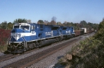 Conrail EMD SD-80MAC 4126 rolls by the camera with a PIEL (Pittsburgh-Elkhart)