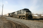 NS 9344 heads to CP 502
