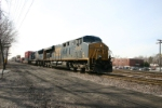 CSX 5403 heads Q120 north