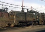 Central Railroad Company of New Jersey EMD SW-7 1081