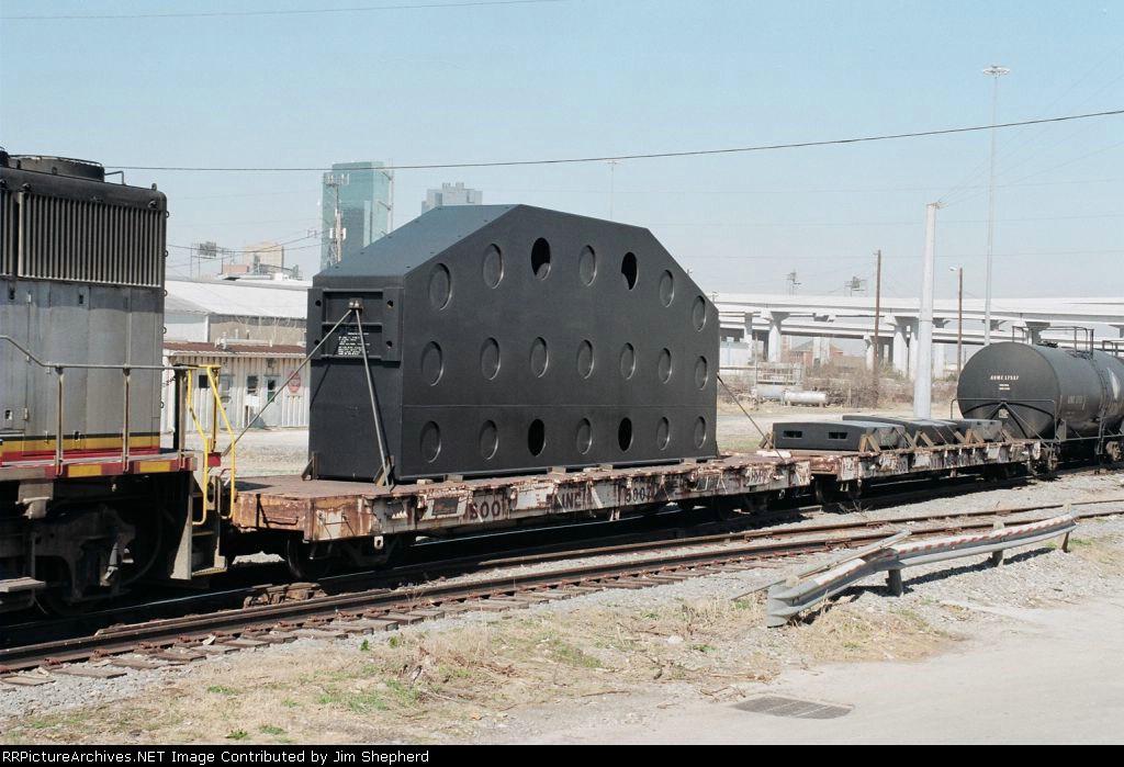 SOO 5907 flat w special load