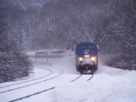 """Amtrak #48 """"Lake Shore Limited"""""""
