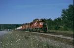 CP train #413