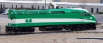 One more finished for GO transit
