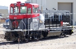 Motive power's Genset locomotive