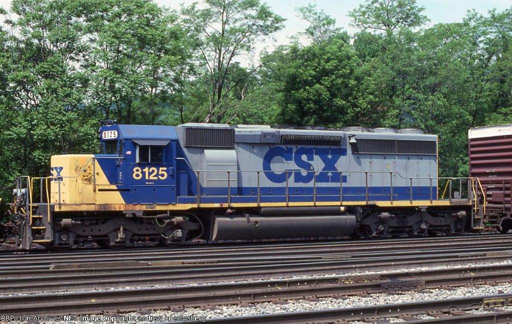 CSX 8125
