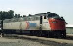 Amtrak EMD E-8A 216