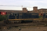 Central Railroad Company of New Jersey EMD SD-40 3062