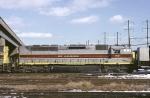 Erie-Lackawanna Electro-Motive Division SDP-45 3641