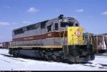 Erie-Lackawanna Electro-Motive Division SDP-45 3655