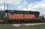 Milwaukee Road Fairbanks Morse H-12-44 747