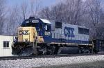 CSX EMD SD-50 8606