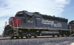 Southern Pacific EMD SD-40M-2 8650