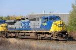 CSX GE C-40-9W 9000