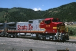 Atchison, Topeka & Santa Fe GE C-44-9W 603