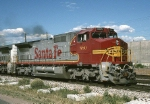 Atchison, Topeka & Santa Fe GE C-40-8W 880