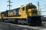 Atchison, Topeka & Santa Fe GE U-36-C 8739