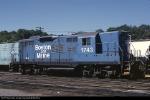 Boston & Maine EMD GP-9 1743