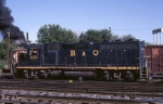 Baltimore & Ohio EMD GP-40 3685