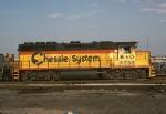 CSX EMD GP-40-2 6030