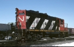 Canadian National EMD GP-9 4536