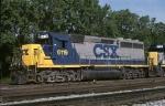 CSX EMD GP-40-2 6119