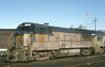 Delaware & Hudson GE U-23-B 2304