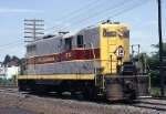 Erie-Lackawanna EMD GP-7 1235