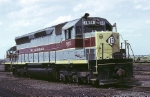 Erie-Lackawanna EMD SD-45 3615