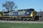 CSX 123