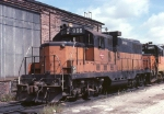Milwaukee Road EMD GP-20 966