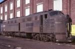 New Jersey Transit EMD E-8A 4249