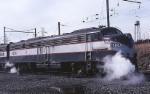 New Jersey Transit Electro-Motive Division E-8A 4324