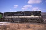 National Rail Leasing EMD SD-45 3144