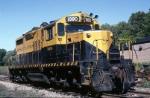New York, Susquehanna & Western EMD GP-18 1800