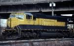New York, Susquehanna & Western EMD SD-70M 4052